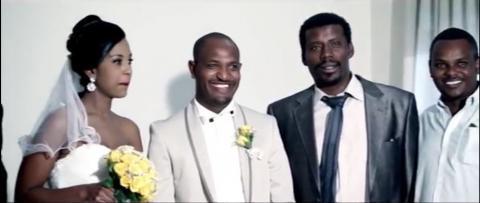 Artist Girma Tadesse's Wedding Video