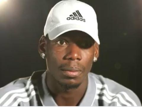 Paul Labile Pogba: August Player of the Month has a message for the United fans