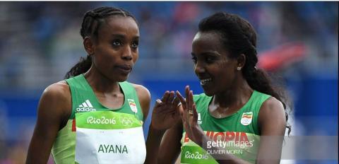 10,000 Women - IAAF World Championships London 2017