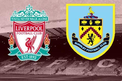 Liverpool vs Burnley fc