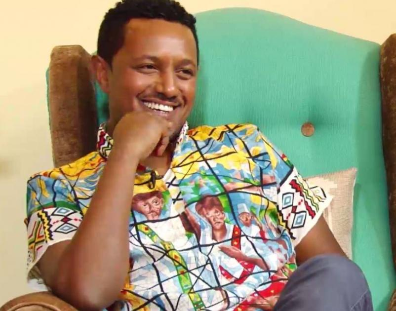 Teddy Afro speak out about Amleset's pregnancy time