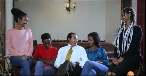 Feta Show - Between Ephrem Tadesse's family (part-1)